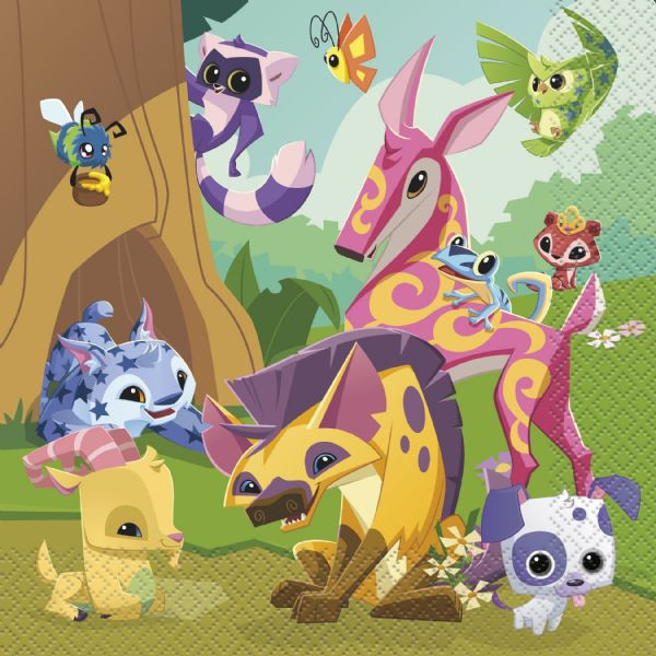 Animal Jam Napkins (16)